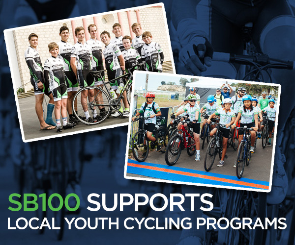 SB100 Supports Local Youth Cycling Programs